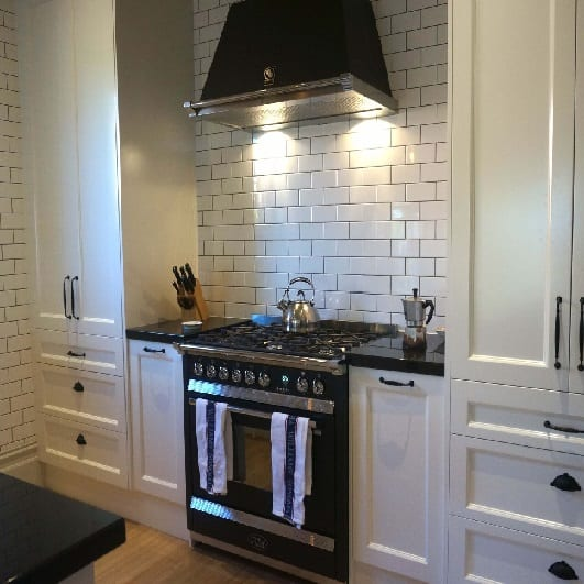 French Provincial Galley Kitchen: French Kitchen Gallery