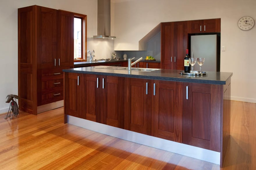 Timber Kitchen Gallery Direct Kitchens