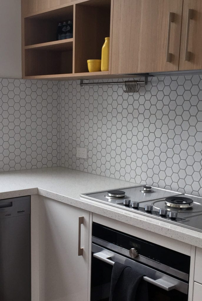 Kitchen Tiled Splashbacks