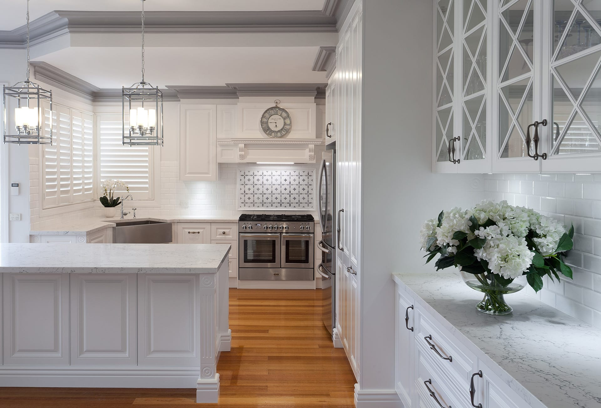 French Provincial Kitchens - Direct Kitchens